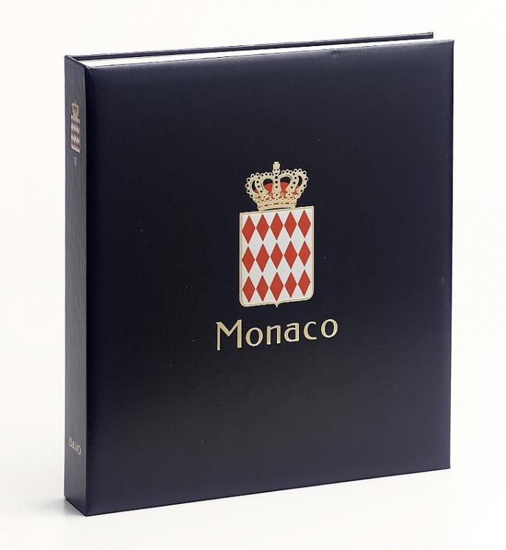 DAVO Luxe Hingless Album Monaco I 1885-1969