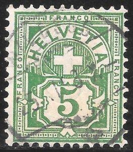 Switzerland Used [2061]