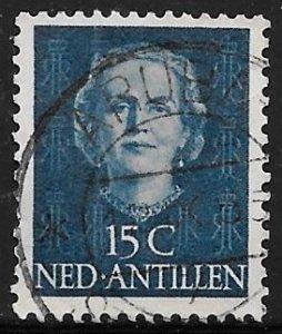 [16929] Netherlands Antilles # 218 Used
