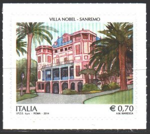 Italy. 2014. 3731. Architecture. MNH.