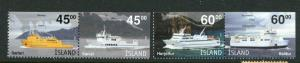Iceland #990-1 Mint