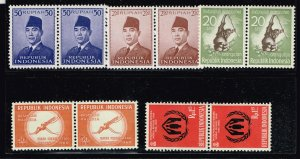 INDONESIA STAMP MNH STAMPS COLLECTION LOT  #2