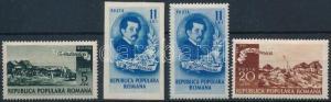 Romania stamp Ion Andreescu set MNH 1950 Mi 1201-1204 Famous people WS228303