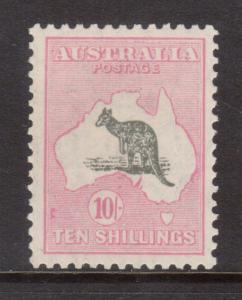 Australia #101 XF Mint