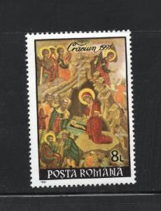 Romania - Scott # 3712