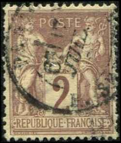 France SC# 88 Peace & Commerce USED CDS