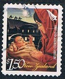 New Zealand 2212, $1.50 Mary and Child, used, VF