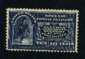 USA #E5  Mint  1895 PD