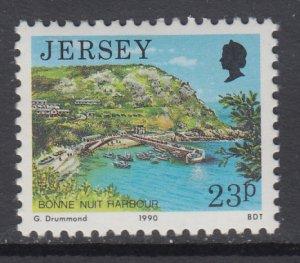 Jersey 496 MNH VF