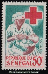 Senegal Scott 297 Mint never hinged.