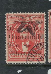 Guatemala SC 27 VFU (1dwa)