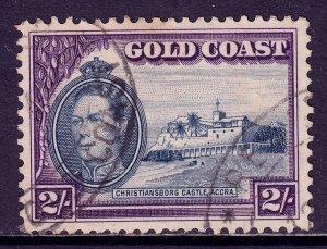 Gold Coast - Scott #125 - Used - Toning - SCV $19