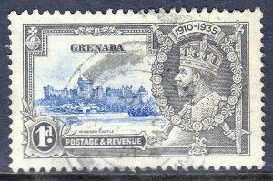 Grenada - Scott #125 - Used - Toning - SCV $2.25
