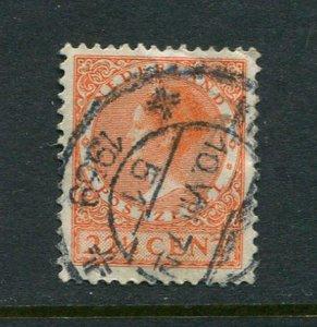 Netherlands #186 Used