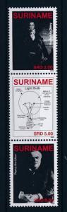 [SU1603] Suriname Surinam 2009 Electricity Edison Davy  MNH