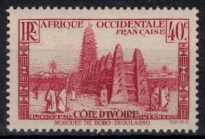 French West Africa - Scott 38 MNH (SP)
