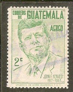Guatemala  Scott C300  Kennedy   Used