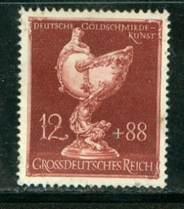 Germany Reich Scott # B287, used
