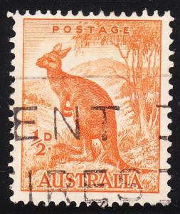 Australia 166  - FVF used