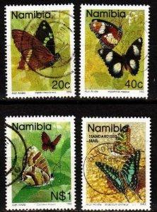 NAMIBIA [1993] MiNr 0763 ex ( O/used ) [01] Schmetterlinge