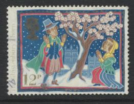 Great Britain SG 1341 -  Used - Christmas
