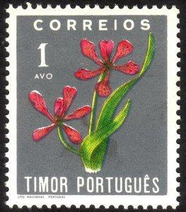 1950, Timor 1a, MH, Sc 260