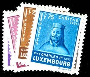 LUXEMBOURG B67-72  Mint (ID # 77876)