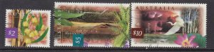 AUSTRALIA ^^^^sc#1533-1535  KEY USED HIGH VALUES$$@ lar 738aust8