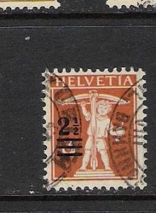 SWITZERLAND 193 VFU 806D B