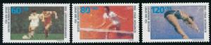 Germany - Seoul Olympic Games MNH Sports Set (1988)