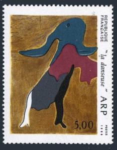 France 2006,MNH.Michel 2580. Paintings 1986.The Dancer,by Jean Arp.