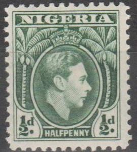 Nigeria #53 MNH F-VF  (SU625)