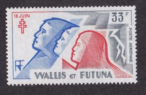 Wallis and Futuna Islands C94, F-VF, MNH