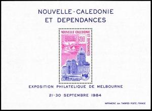 New Caledonia 1984 Scott #C200a Mint Never Hinged