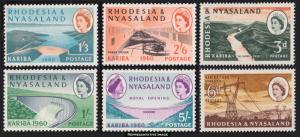 Rhodesia and Nyasaland Scott 172 Unused lightly hinged.