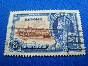 BAHAMAS  -  SCOTT #93  -  USED    (wwb2)