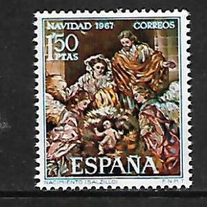 SPAIN,1508, MNH, NATIVITY BY FRANCISCO SALZILLO