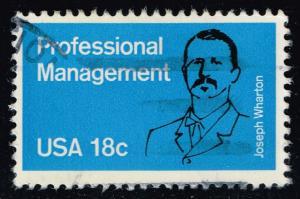 US #1920 Professional Management Education; Used (0.25)