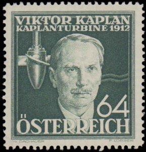 Austria #B146-B151, Complete Set(6), 1936, Never Hinged