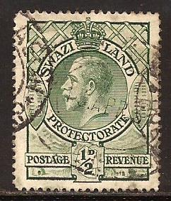 Swaziland  #  10  used