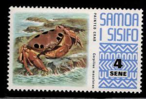 Samoa Scott  372 MNH** shell stamp