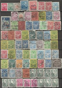 LLECTION LOT OF #1790 LATVIA 122  STAMPS 1919+ CLEARANCE 2 SCAN
