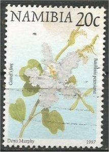 NAMIBIA, 1997, used 20c, Fauna . Scott 855