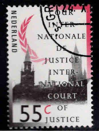 Netherlands Scott o48 Used CTO official stamp