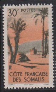 Somali Coast Sc#249 MH