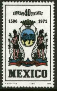 MEXICO 1037 475th Anniv. of the founding of Monterrey. MINT, NH. VF.