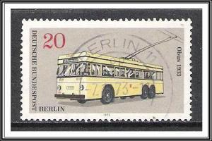 Germany Berlin #9N338 Transportation Used