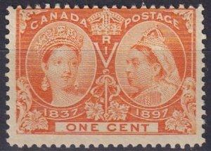 Canada #51 Unused  CV $30.00 (Z3851)