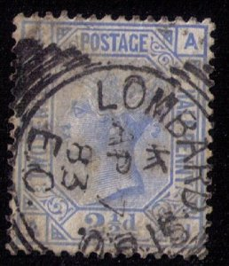 Great Britain Sc #82 PL 23 (SG157) Used F-VF