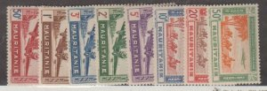 Mauritania Scott #C6-C13 Stamps - Mint NH Set